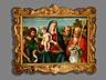 Detail images: Girolamo da Santacroce, ca. 1485 Bergamo – 1556