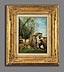 Detail images: Camille Jean-Baptiste Corot, 1796 Paris – 1875