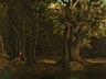 Detailabbildung: Gustave Courbet, 1819 Ornans – 1877 La Tour de Peilz