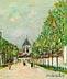 Details: Maurice Utrillo, 1883 Paris – 1955 Dax