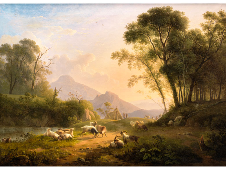 Martin Verstappen, 1773 Belgien – 1853
