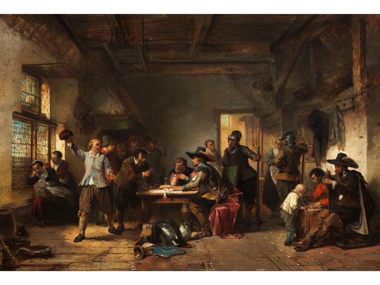 Herman Frederik Carel ten Kate, 1822 Den Haag – 1891 ebenda