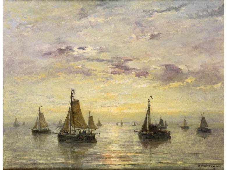 Hendrik Willem Mesdag, 1831 – 1915