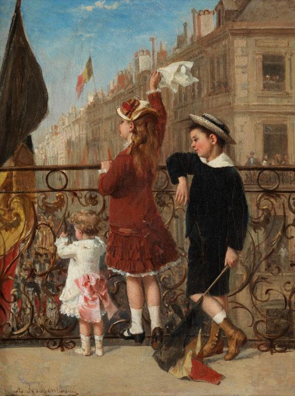 Albert Roosenboom, 1845 – 1875