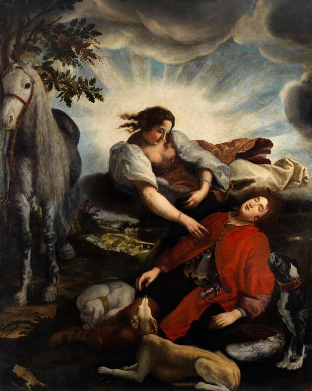 Taddeo Baldini, 1623 – 1694