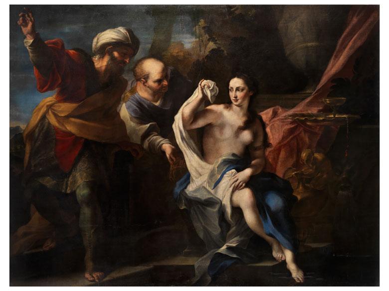 Marco Benefial, 1684 – 1764, zug.
