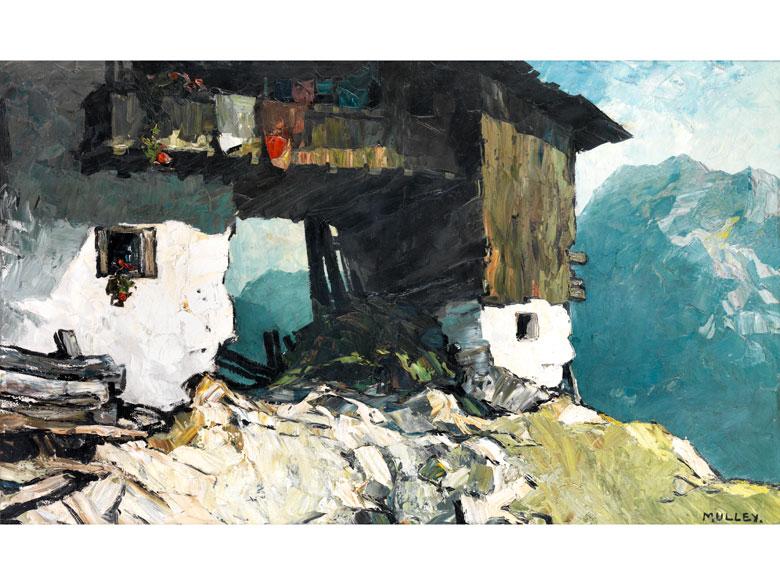 Oskar Mulley, 1891 Klagenfurt – 1949 Garmisch