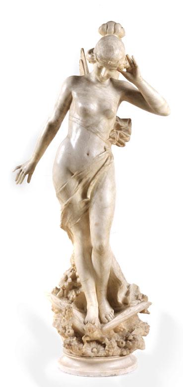 Alabasterskulptur