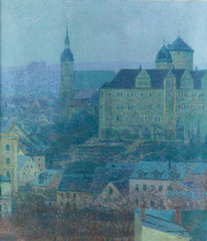 Charles Johann Palmié, 1863 Aschersleben – 1911 München