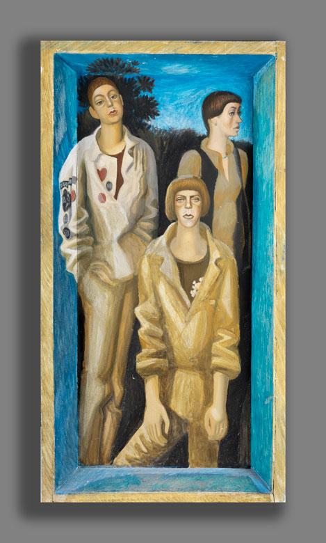 Lavrova, Russische Künstlerin des 20. Jahrhunderts