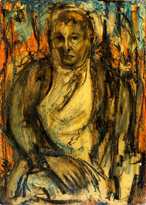 Grehard Janowski, genannt Pico, 1927 Berlin – 2018