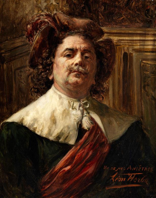 Léon Herbo, 1850 Tournai – 1907 Ixelle