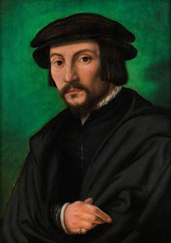 Anonymer flämischer Maler des 16. Jahrhunderts aus der Malschule von Brügge