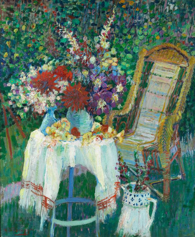 Charles Henri Verbrugghe, 1877 – 1974 Paris