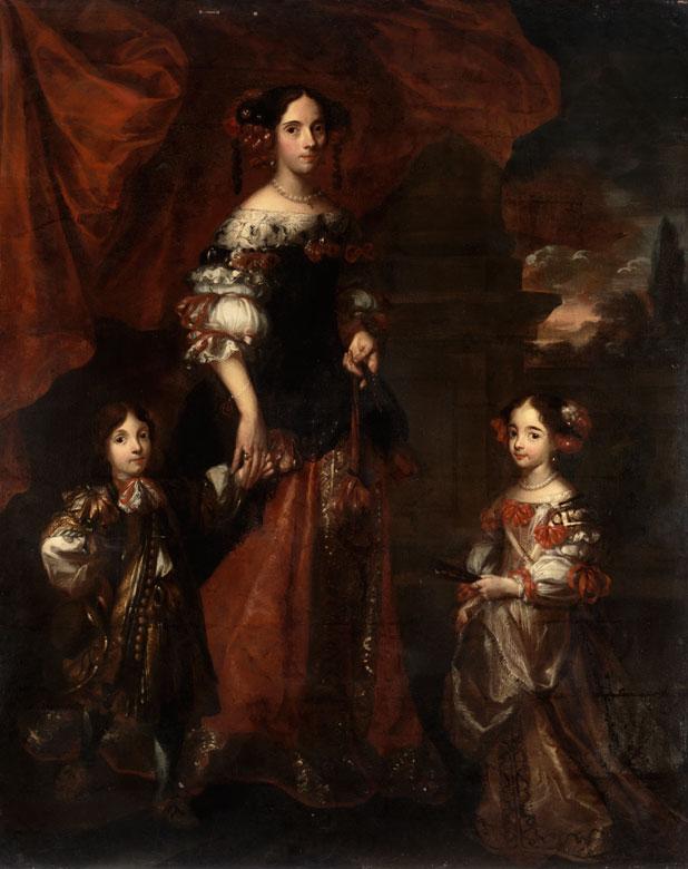 Giovanni Bernardo Carbone, 1616 – 1683, zug.