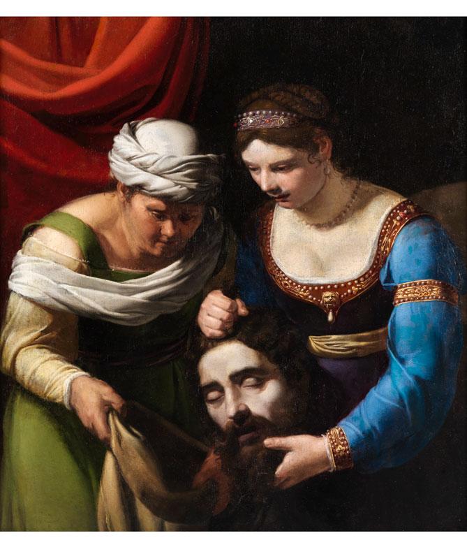 Maler der Römischen Schule des 17. Jahrhunderts