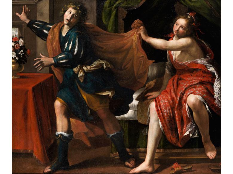 Giovanni Battista Carlone, 1603 Genua – 1684 ebenda, zug.