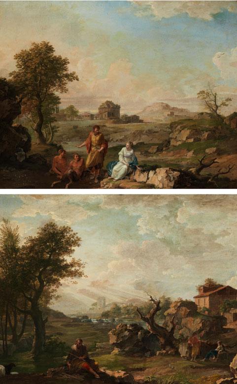 Giuseppe Bacigalupo, 1744 Pian dei Preti – 1821 Genua
