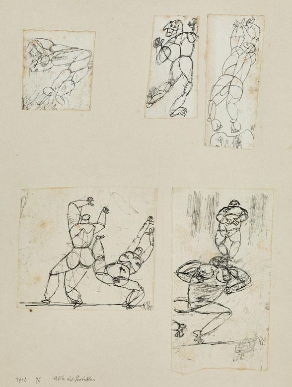 Paul Klee, 1879 Münchenbuchsee, Kanton Bern – 1940 Muralto, Tessin