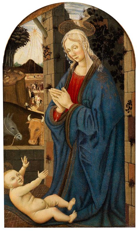 Meister von San Miniato, tätig um 1460 – um 1485