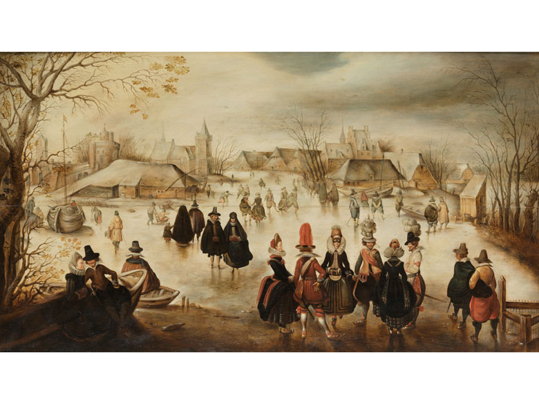 Adam Breen, um 1590 Amsterdam – 1645 Oslo, zug.