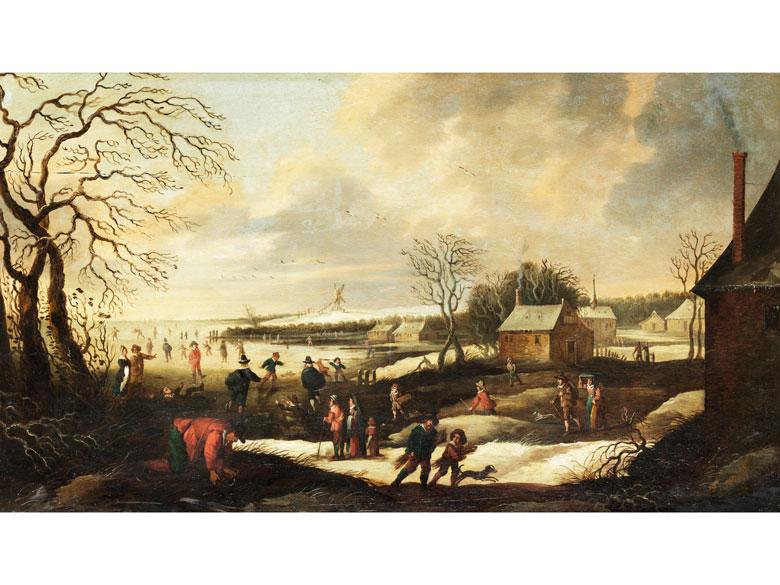 David Teniers d. J., 1610 Antwerpen – 1690 Brüssel, zug.