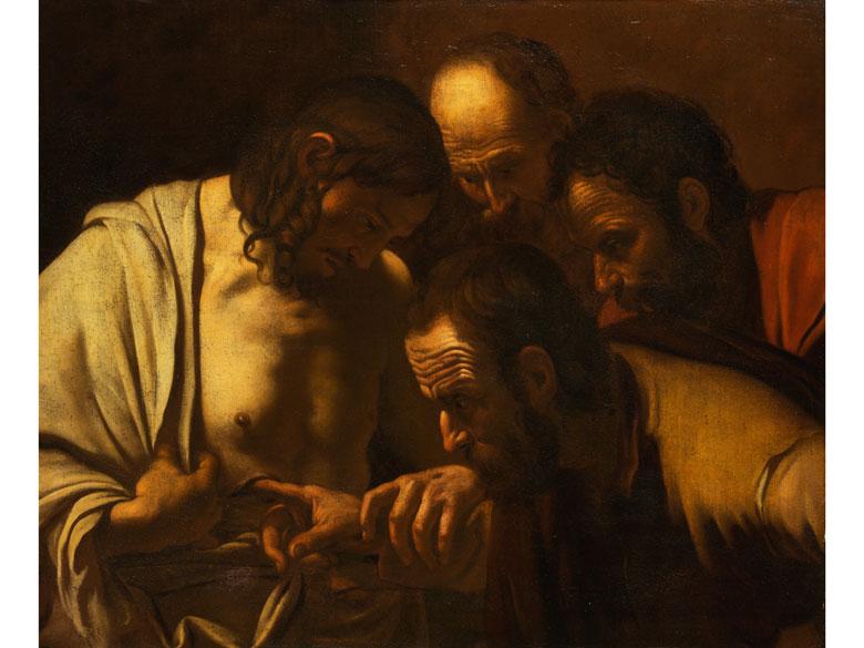 Michelangelo Merisi, genannt Caravaggio 1571 Milano – 1610 Porto Ercole, Spanien, zug.
