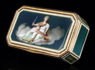 A Collection of Snuff Boxes Thursday, 28. March 2019