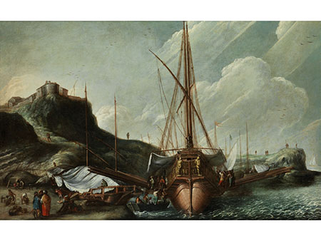 Andries van Eertvelt, 1590 Antwerpen – 1652, zug.