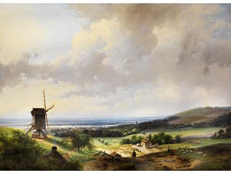 Andreas Schelfhout, 1787 Den Haag – 1870