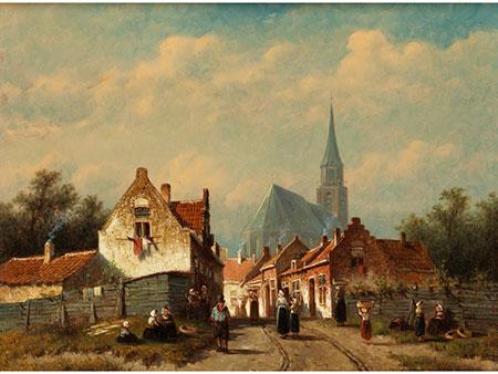 Petrus Gerardus Vertin, 1819 Den Haag – 1893 ebenda