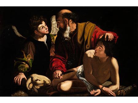 Bartolomeo Cavarozzi, 1590 – 1625, zug., Schüler Caravaggios