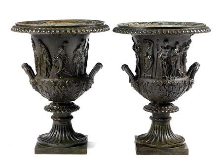 Paar Zoffoli-Vasen