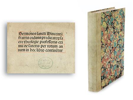 Vincentius Ferrerius