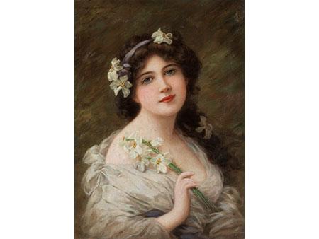 Emile Eisman-Semenowsky, 1857 – 1911 Paris