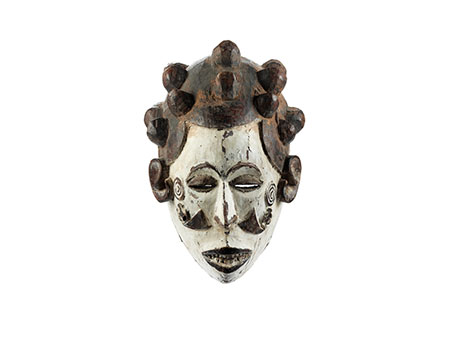 Maske der Ibo