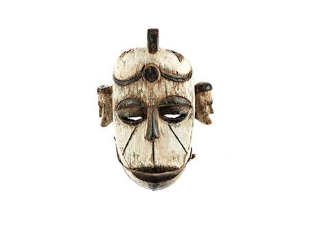 Klappkiefer-Gesichtsmaske