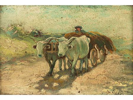 Nicolas Jon Grigorescu, 1838 Pitaru/ Bukarest – 1907 Câmpina,