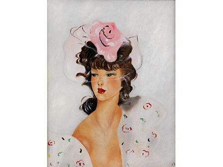 Deutscher Maler des 20. Jahrhunderts