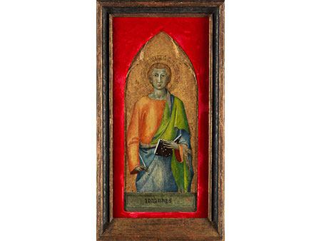 Italienischer Maler des 14. Jahrhunderts aus dem Stilkreis des Andrea da Firenze (gest. 1379)