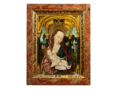 Simon Marmion, um 1420/25 vermutlich Amiens – 1489 Valenciennes