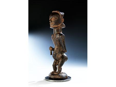 Ahnenfigur des Stammes der Hemba