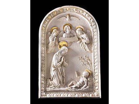 Luca Della Robbia, 1400 - 1482, Art des