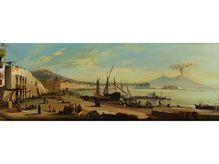 Italienischer Maler in Art des Girolamo Gianni 1837 – 1895