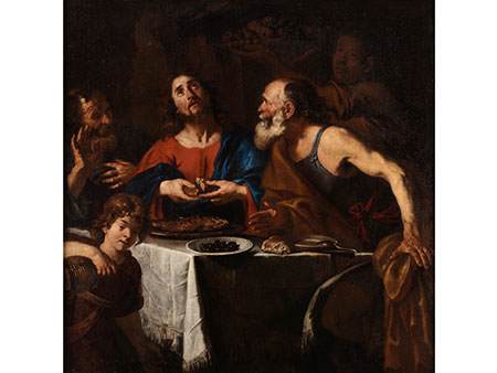 Römischer Meister, erste Hälfte 17. Jahrhundert