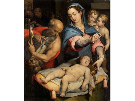 Orazio Samacchini, 1532 – 1577, zug.