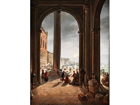 Frans Vervloet, 1795 Mechelen – 1872 Venedig