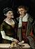 Details: Lucas Cranach, d. J., 1515 – 1586, zug.