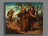 Details: Maler aus dem Kreis der Nazarener um Josef von Führich (1800 – 1876) oder Julius Schnorr von Carolsfeld (1794 – 1872)