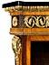 Details: Paar Bibliotheksschränke im Louis XVI-Stil